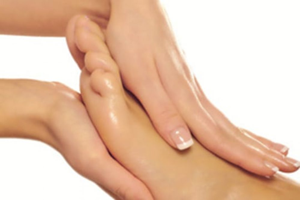 Foot Reflexology in Naples, FL